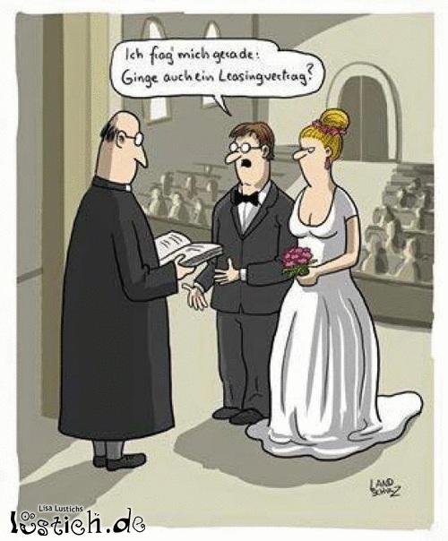Endgültige Hochzeit Bild - lustich.de