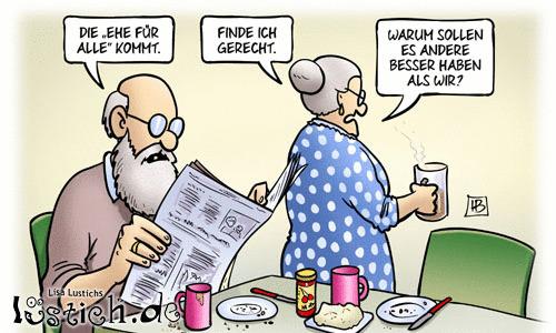 Ehe für alle Bild - lustich.de