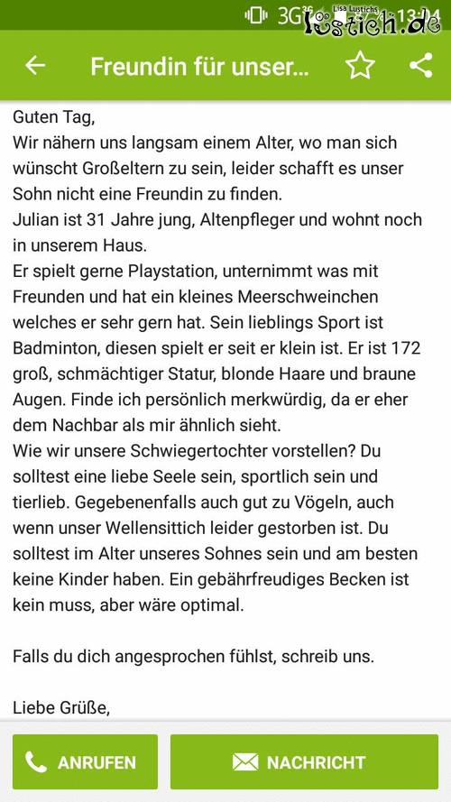 Partnervermittlung sportler