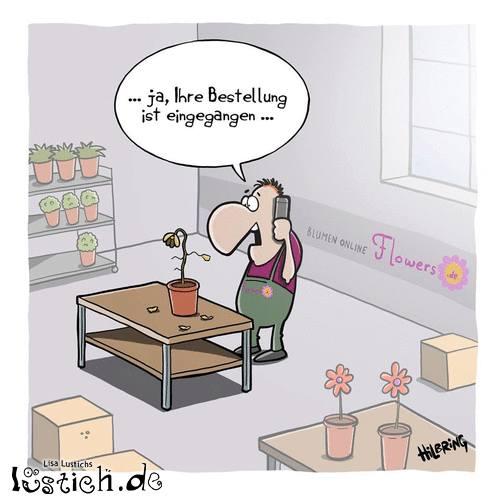 Bestellung eingegangen Bild - lustich.de