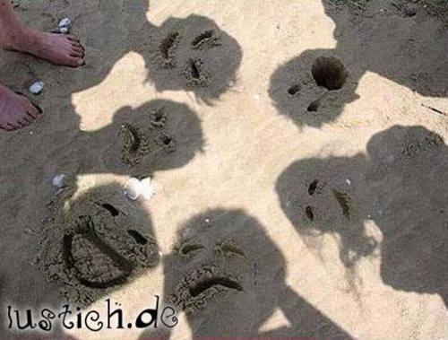 Sandgesichter