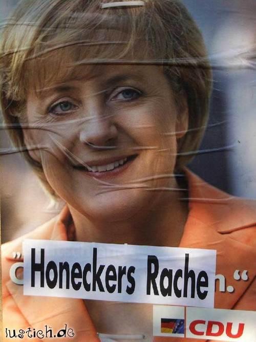 Honeckers Rache