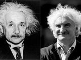 Einstein und Völler