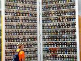 Große Bierauswahl