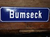 Bumseck