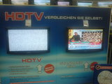 HD-Fernseher in Action