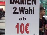 Damen ab 10 Euro