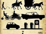 Die Geschichte des Autos