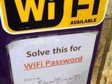 Kompliziertes Wifi-Passwort