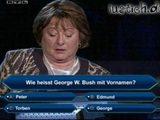 Bush Quiz