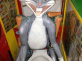 Bunny-Toilette