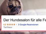 Hundesalon für alle Felle