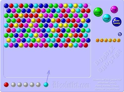 Bubble Shooter Swf