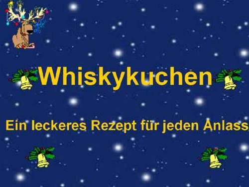 Whiskey Kuchen Powerpoint Lustich De