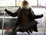 Meditation in der U-Bahn